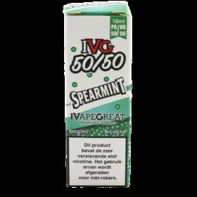 Spearmint liquid